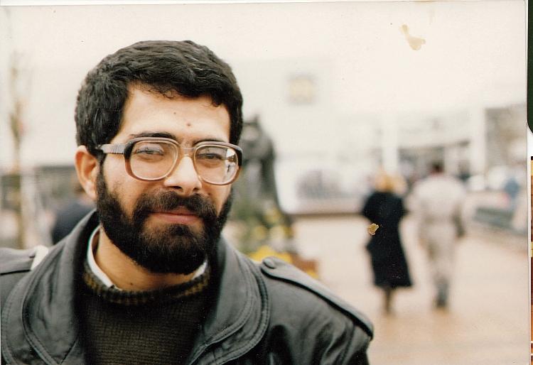 فعالیت های سعیدی نائینی به عنوان عضو موثر انجمن های اسلامی در اروپای پیش از انقلاب، نقشی تعیین کننده در روابط و آینده وی دارد