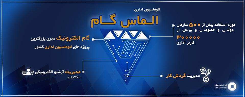 اتوماسیون الماس گام